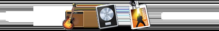 LivingRoom Upright Piano Free Edition format support. Currently EXS24 sampler, Kontakt sampler, GarageBand, Logic Pro X and MainStage.